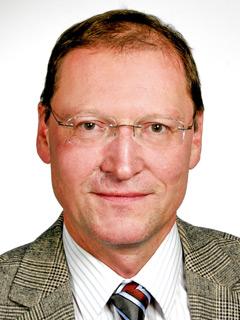 Privatdozent Dr. med. Norbert Braun