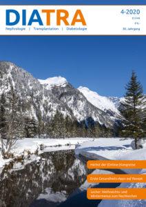 DIATRA 4-2020 - TItelbild: Mallnitz/Kärnten